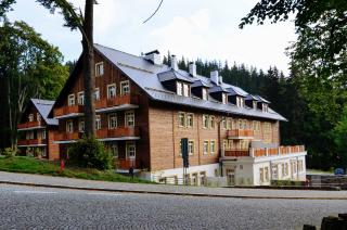 Fotografie projektu Apartmány Karlova Studánka