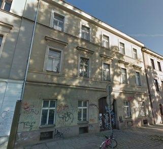Dům v ulici Prvního pluku