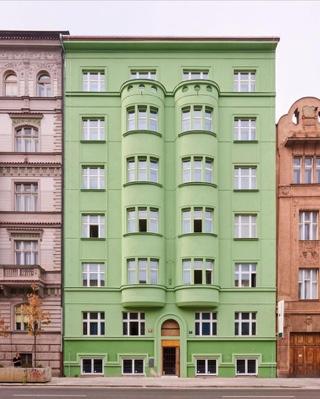 Apartmánová budova na Strakonické