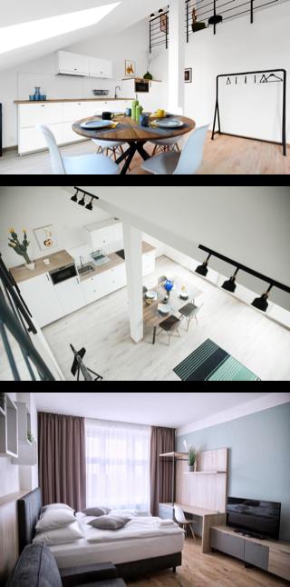 Apartmany Strakonicka